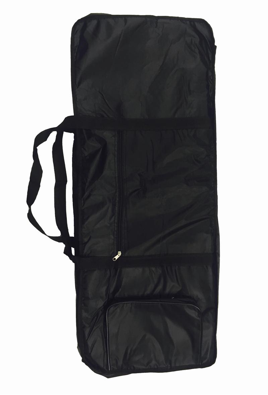 Portable Keyboard Gig Bag Bag Kb61 Black