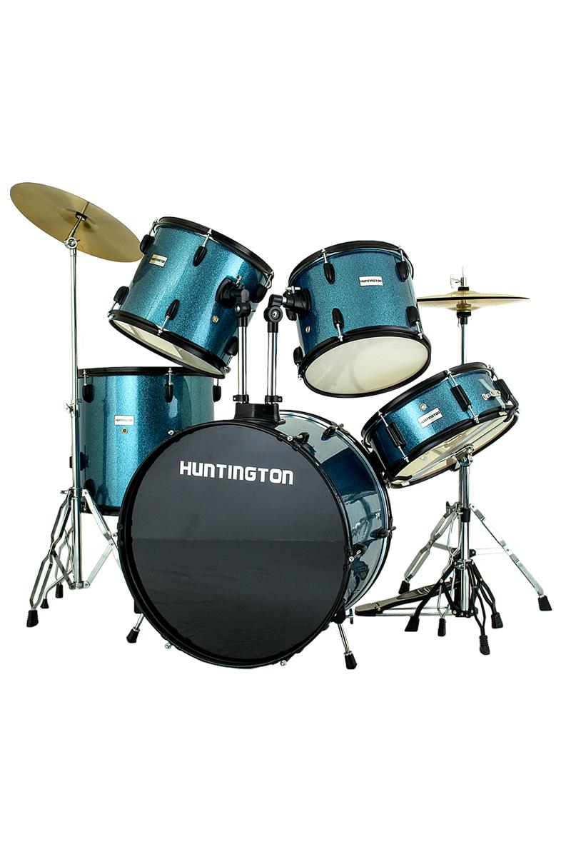 Huntington Drm500 Stq 5 Piece Drum Kit Spark Collection