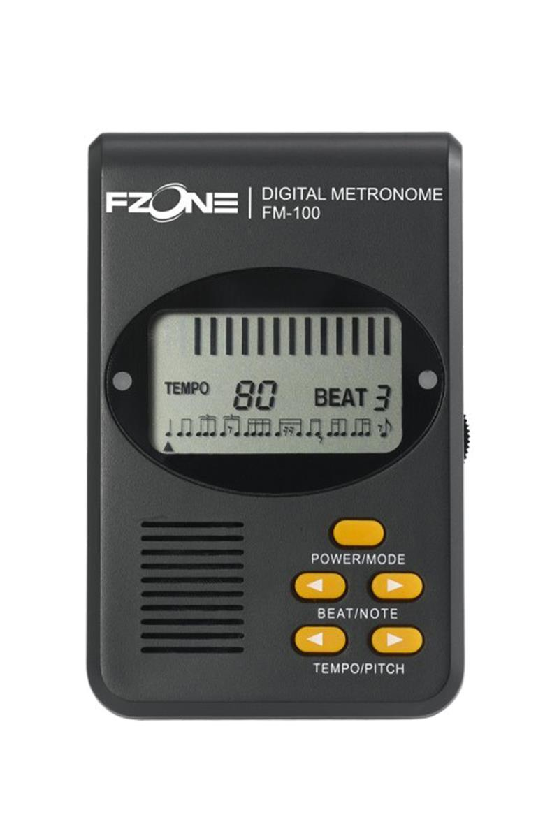 Fzone GT-FM100 Intelligent Combination Metronome