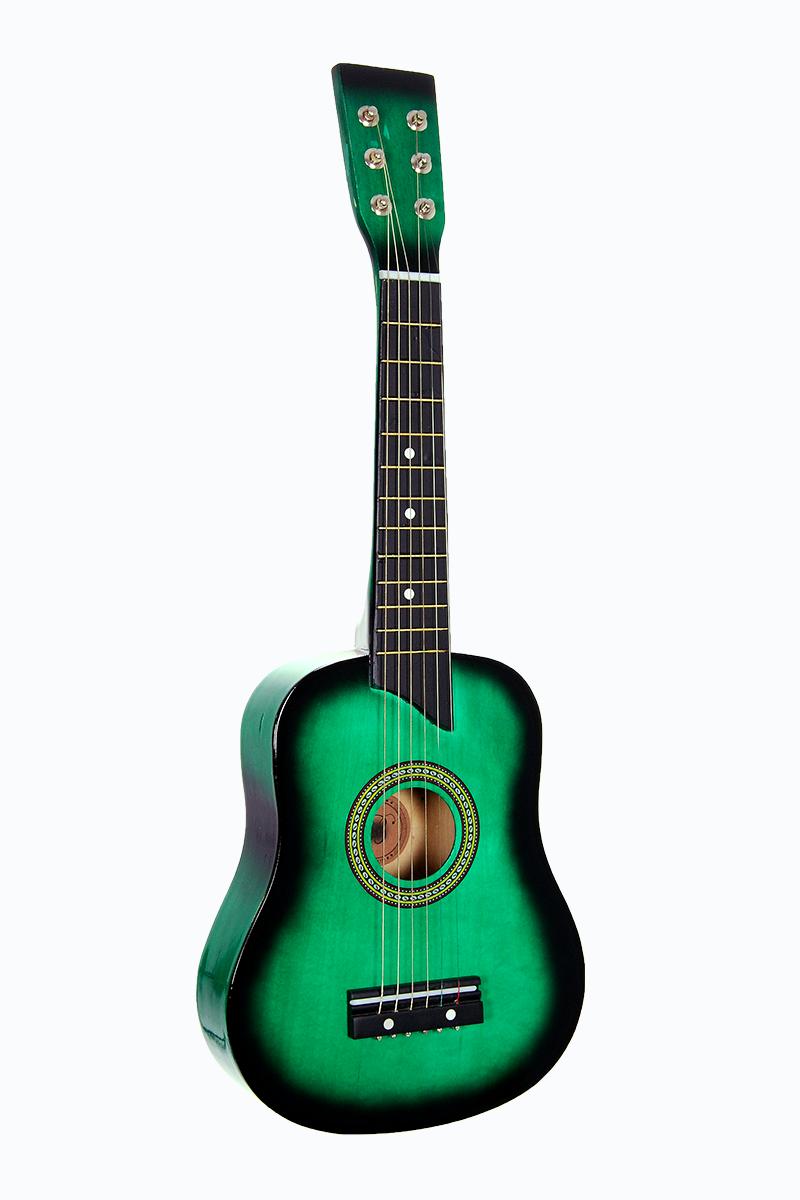 Kids 25 Toy Guitar Ga2511r Gr Green