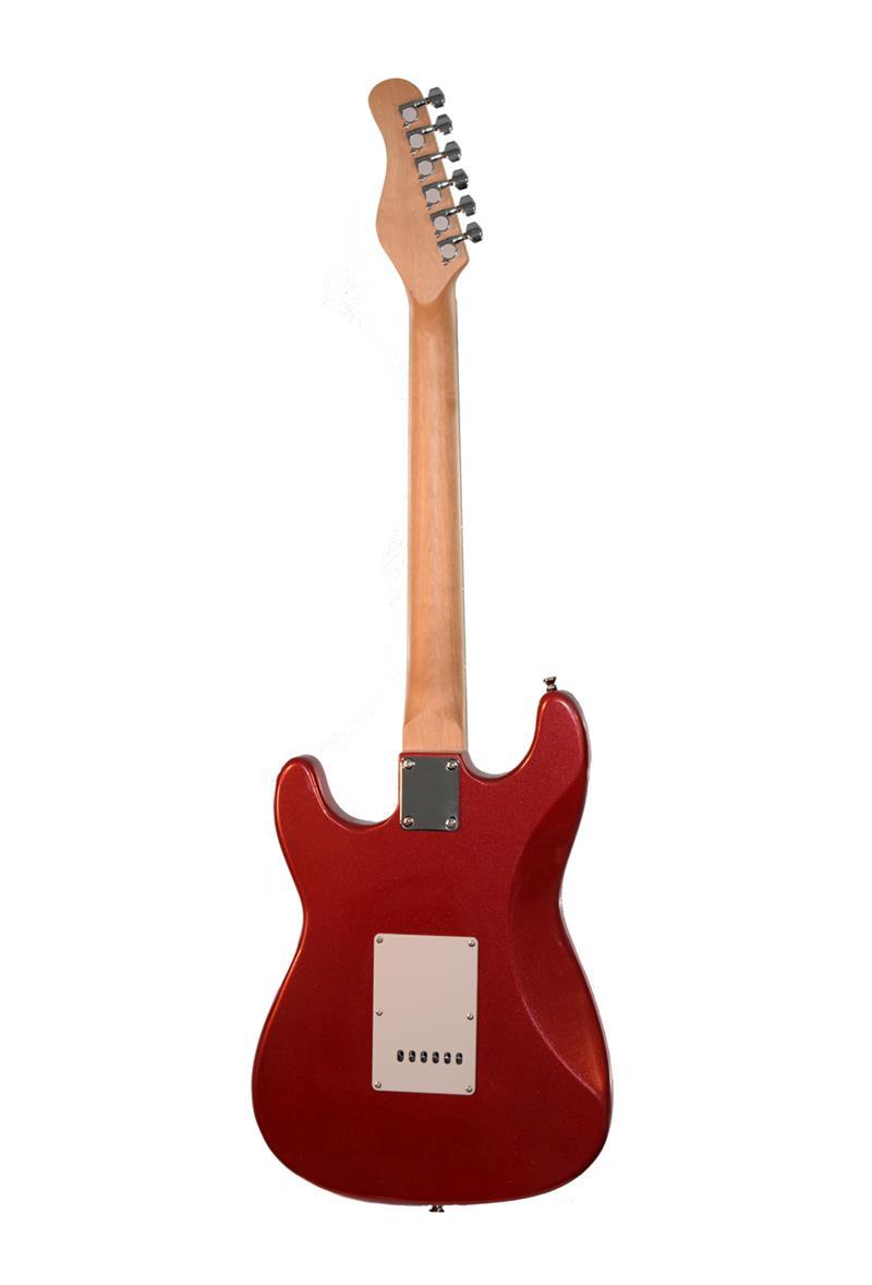 huntington ge139 mrd outlaw solid body s type electric guitar. Black Bedroom Furniture Sets. Home Design Ideas