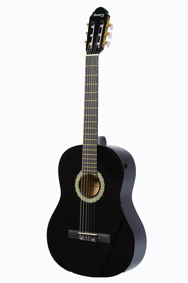 Huntington Gf39 Bk Full Size Classical Guitar