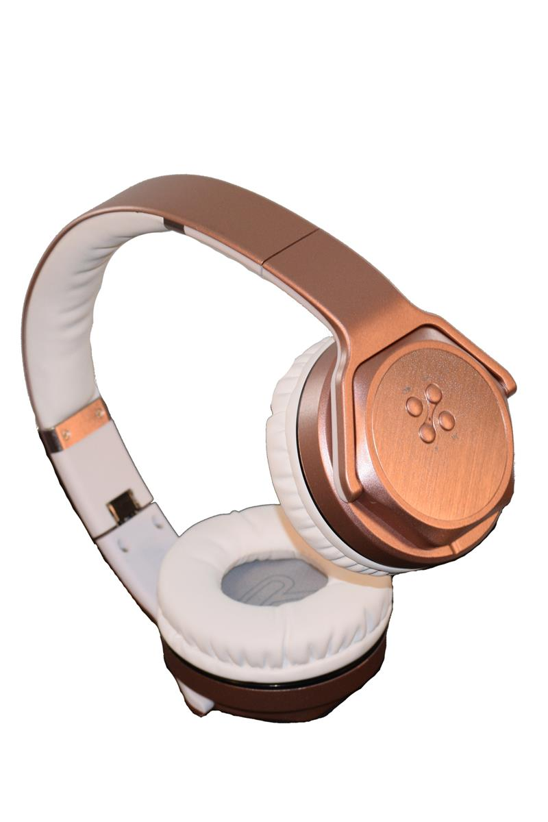 twist out bc ip203 rs wireless bluetooth stereo speaker headphones rose gold. Black Bedroom Furniture Sets. Home Design Ideas