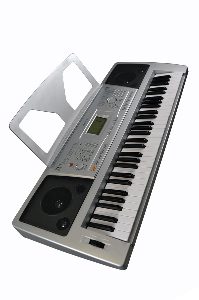 keyboard kb61 2178 61 full size keys multifunctional lcd dysplay electric piano. Black Bedroom Furniture Sets. Home Design Ideas