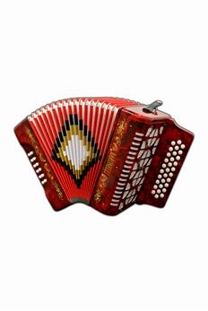baronelli ac3112g rd full size 31 button accordion. Black Bedroom Furniture Sets. Home Design Ideas
