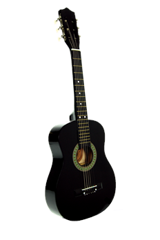 toy ga3200r bk 32 acoustic guitar. Black Bedroom Furniture Sets. Home Design Ideas